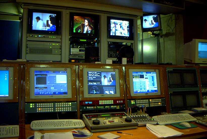 Studio de TV